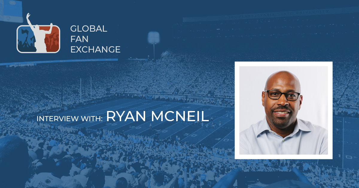 Ryan McNeil Global Fan Exchange