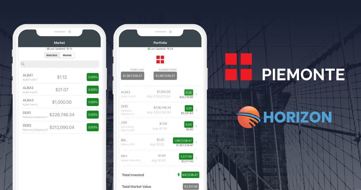 Debenture trading platform launches in Brazil using Horizon's blockchain technology