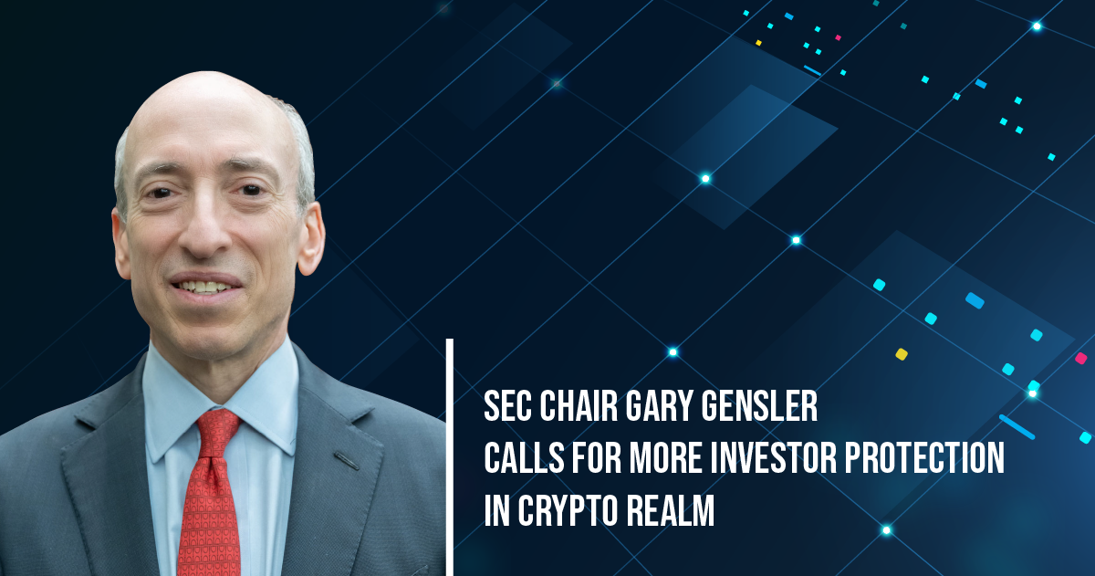 SEC Chair Gary Gensler on investor protection